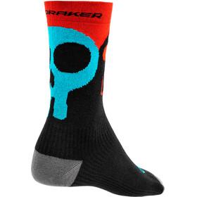 Mondraker Racing High Socks Men skulls